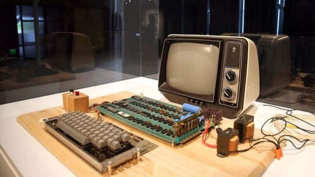 first generation of computer 1