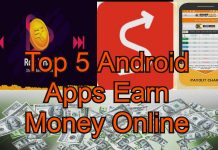 android apps earn money online
