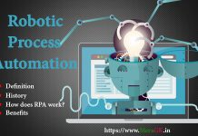 RPA, robotic process automation, RPA full form